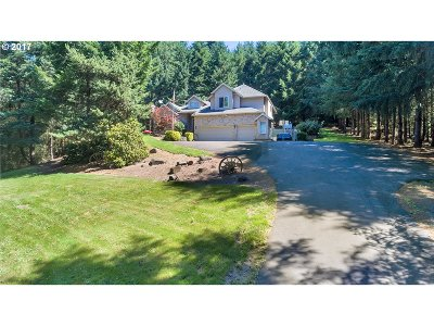 Sherwood Single Family Home For Sale: 14819 SW Bell Rd