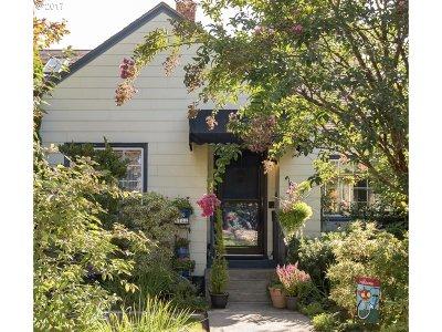 Portland Single Family Home For Sale: 3144 NE 24th Ave