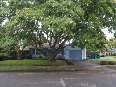 Portland Single Family Home For Sale: 5114 SE 51st Ave