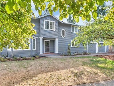Beaverton Single Family Home For Sale: 13820 SW Weir Rd