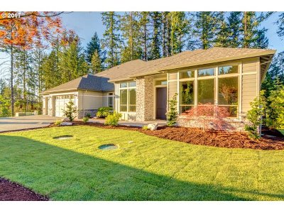 Camas Single Family Home For Sale: 3055 NW Lake Rd