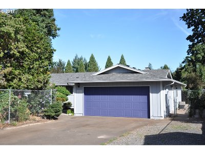 Canby Single Family Home Sold: 9025 S Good Ln