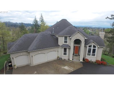 Clackamas Single Family Home For Sale: 11515 SE Mather Rd