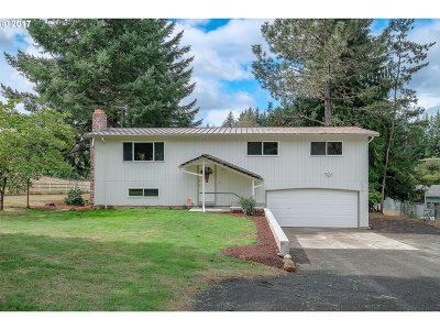 Damascus, Boring Single Family Home For Sale: 15323 SE Royer Rd