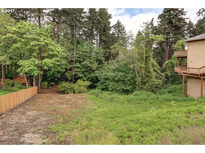 West Linn Residential Lots & Land For Sale: 5685 Summit St