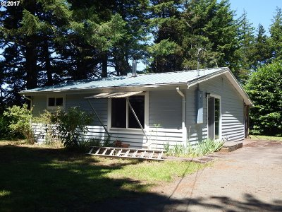 Bandon Single Family Home For Sale: 87729 Two Mile Ln