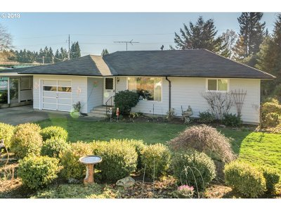 Washougal WA Single Family Home Sold: $323,500