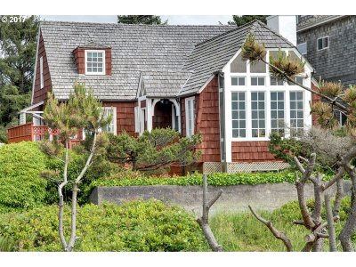 Seaside Single Family Home For Sale: 1741 S Prom