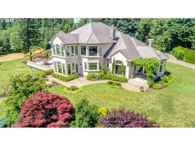 , Portland, West Linn, Lake Oswego Single Family Home For Sale: 9936 NW Wind Ridge Dr