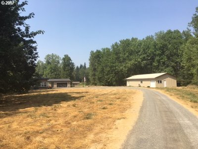Molalla Single Family Home For Sale: 34800 S Wilhoit Rd