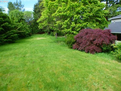 Tigard Residential Lots & Land For Sale: 14079 SW 119th Pl