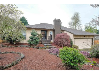 Single Family Home For Sale: 12830 SW Hart Rd