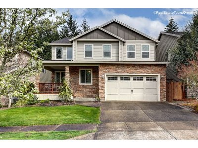 Tigard Single Family Home For Sale: 14897 SW Huntwood Ct