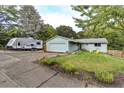 Single Family Home For Sale: 19080 SW Blaine Ter