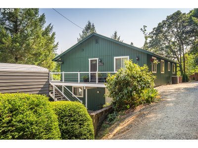 Cottage Grove, Creswell Single Family Home For Sale: 1680 Curtin Rd