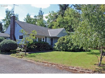 Forest Grove Single Family Home For Sale: 40538 NW Verboort Rd