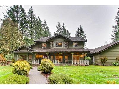 La Center Single Family Home For Sale: 13907 NE 371st St