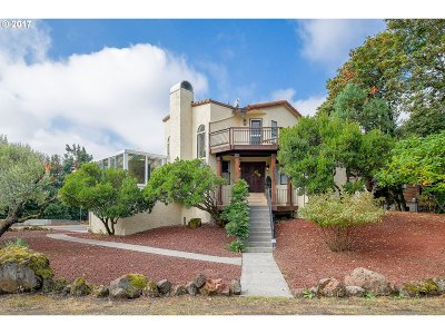 Single Family Home For Sale: 3023 NE Rocky Butte Rd