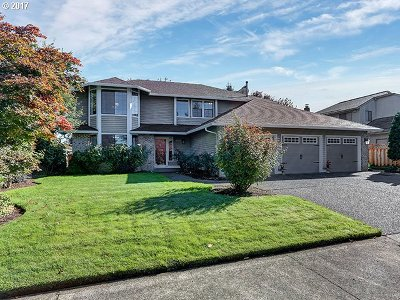 Single Family Home For Sale: 2240 NE 166th Dr