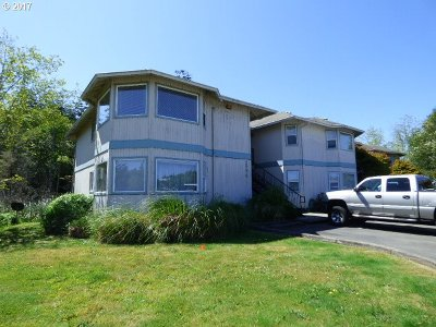 North Bend Multi Family Home For Sale: 1771 Waite
