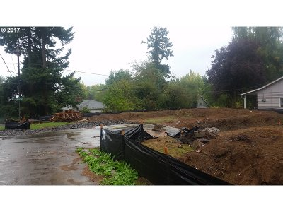 Portland Residential Lots & Land For Sale: 4014 SW Marigold St
