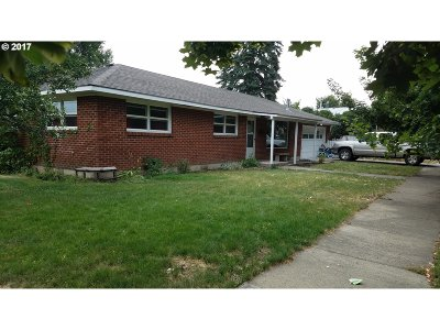 La Grande OR Single Family Home For Sale: $165,000
