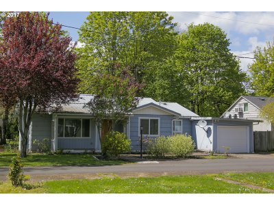 Salem Single Family Home For Sale: 9319 Charity Ave