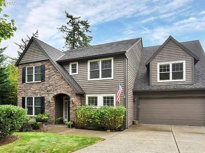 Portland Single Family Home For Sale: 12148 NW Old Quarry Rd