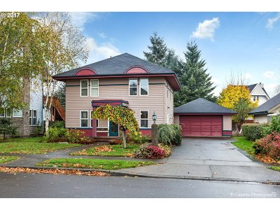 Clackamas Single Family Home For Sale: 15294 SE Orchid Ave