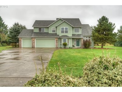 Aumsville Single Family Home Sold: 7940 Stonefield Ct