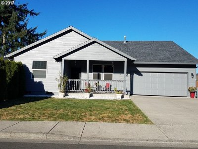 Columbia City Single Family Home For Sale: 3520 Fifth St