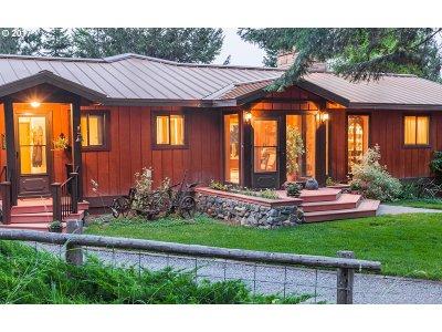 Baker County Single Family Home For Sale: 13455 Hunt Mtn Ln