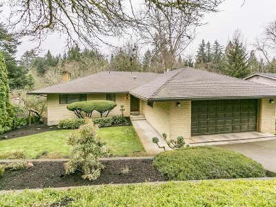 Tigard Single Family Home For Sale: 13505 SW 110th Ave