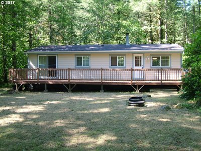 Washougal Single Family Home For Sale: 16611 Washougal River Rd