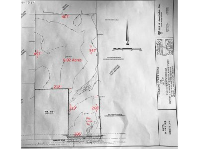 Elmira, Veneta Residential Lots & Land For Sale: 25215 Perkins Rd