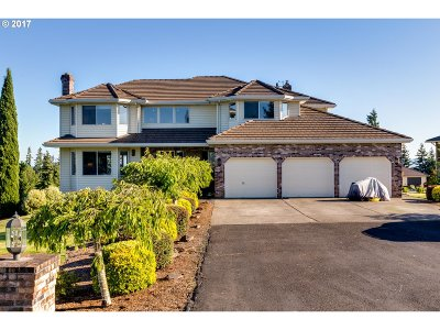 Ridgefield Single Family Home For Sale: 1903 NW 206th St