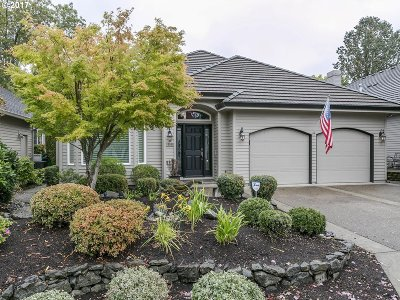 Portland Single Family Home For Sale: 16168 NW Canterwood Way