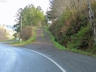 Brookings Residential Lots & Land For Sale: 97899 S Bank Chetco Rd