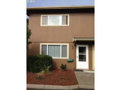 Eugene Condo/Townhouse For Sale: 1947 W 17th Ave #A