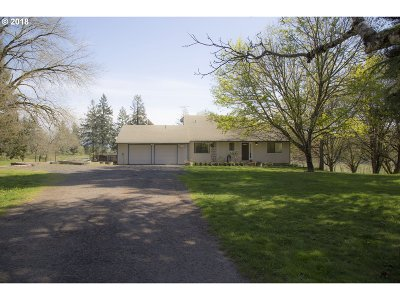 Newberg, Dundee Single Family Home For Sale: 19486 NE Ribbon Ridge Rd