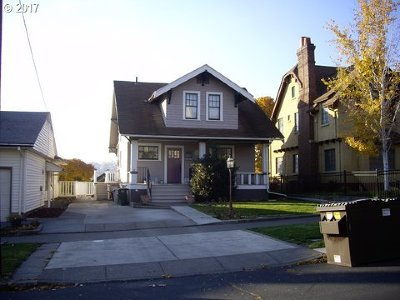 Pendleton Single Family Home For Sale: 212 NW Despain Ave