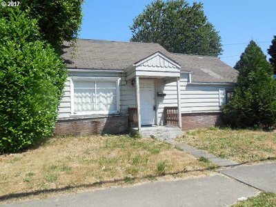 Hillsboro Single Family Home For Sale: 344 SW Dennis Ave
