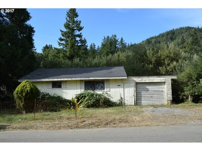 Gold Beach Single Family Home For Sale: 94471 Riley Creek Way