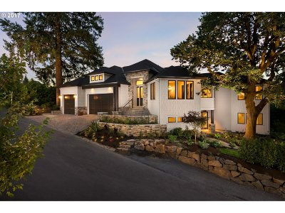 Lake Oswego Single Family Home For Sale: 13912 SW Goodall Rd