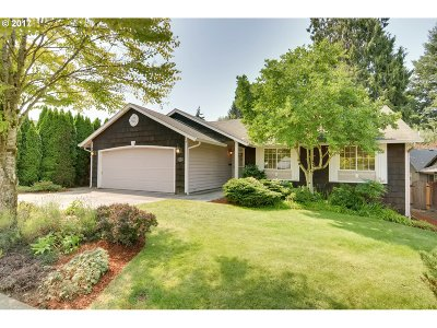 Vancouver WA Single Family Home Sold: $275,000