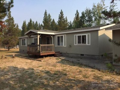 Bend Single Family Home For Sale: 55832 Wood Duck Dr