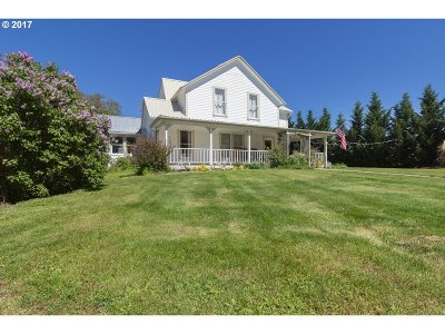 Riddle Single Family Home For Sale: 3641 Glenbrook Loop Rd