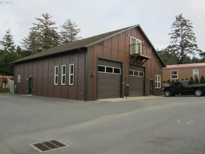 Gold Beach Single Family Home For Sale: 94154 Tenth St