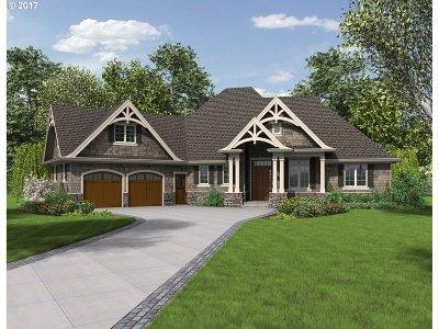 Oregon City Single Family Home For Sale: 16453 S Forsythe Rd #3