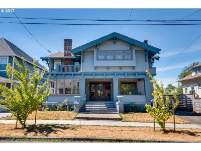 Single Family Home For Sale: 5555 NE 18th Ave
